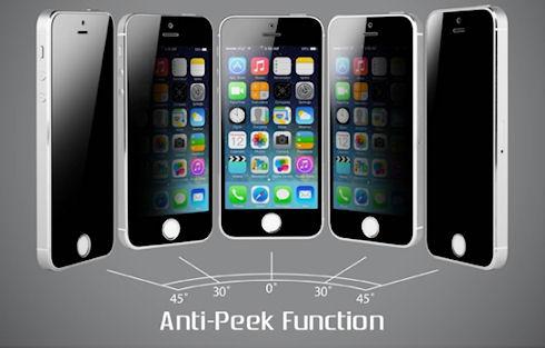 Защитный экран Brando для iPhone 5S