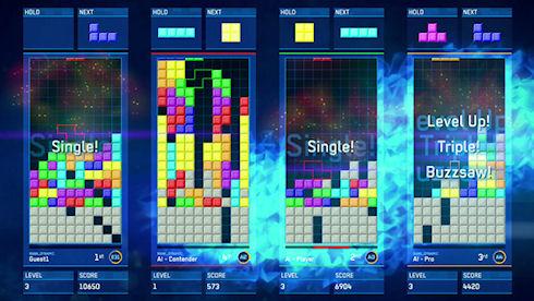 Многопользовательский TetrisUltimate покажут на E3