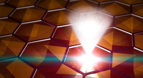 Создан трехмерный аналог графена
