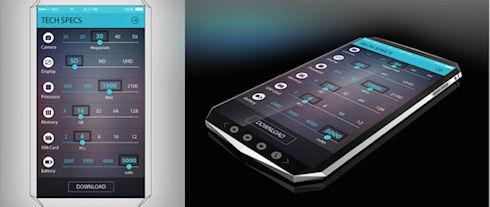 «UmnoPhone» - российский телефон с программным ограничением конфигурации