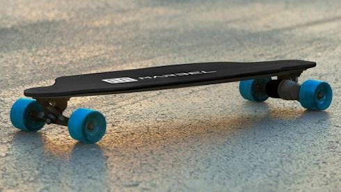Marbel Board – электроскейтборд за тысячу долларов