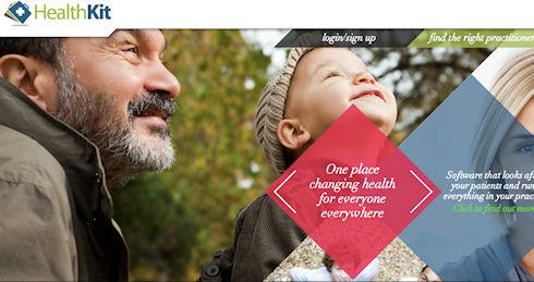 Новый сервис Apple HealthKit совпал по названию с действующим проектом в Сети
