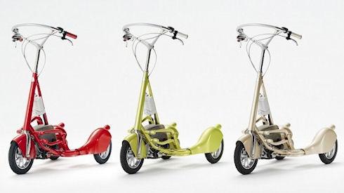 Walking Bicycle – прогулочный велосипед за 2000 долларов