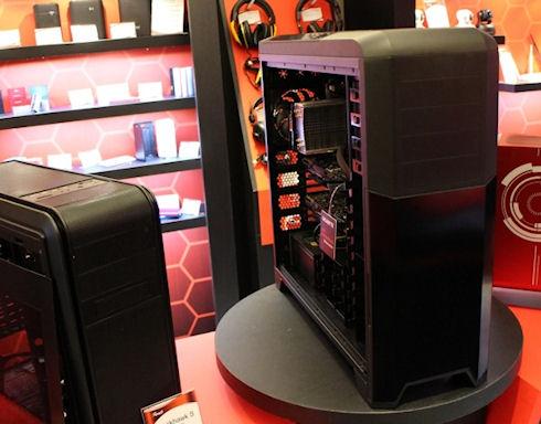 B2 Spirit – крупноформатный компьютерный корпус для геймеров
