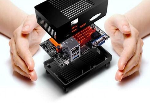 ECS LIVA – компактный компьютер на Windows
