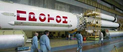 Саботаж стал причинной аварий ракетоносителей «Протон-М»