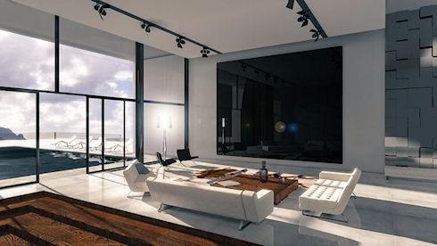Titan Zeus – 370-дюймовый телевизор за 1 млн фунтов