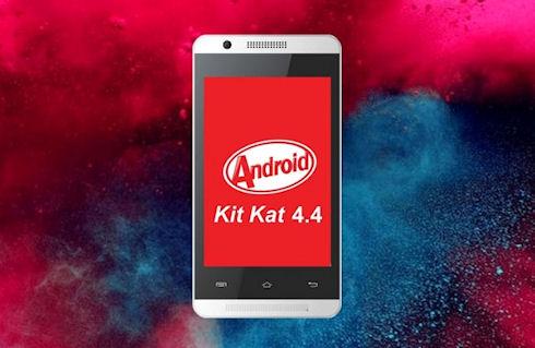 Campus A35K – смартфон за 50 долларов с Android KitKat