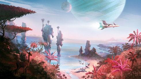 No Man's Sky – симулятор жизни в космосе