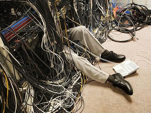 Microsoft осталась без адресов IPv4