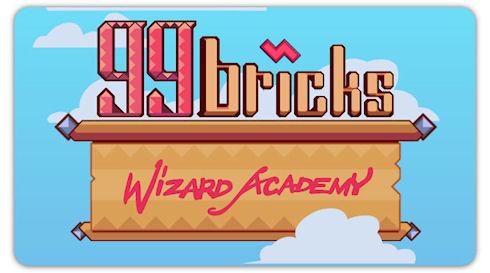 99 Bricks Wizard Academy – уроки тетриса в школе магии
