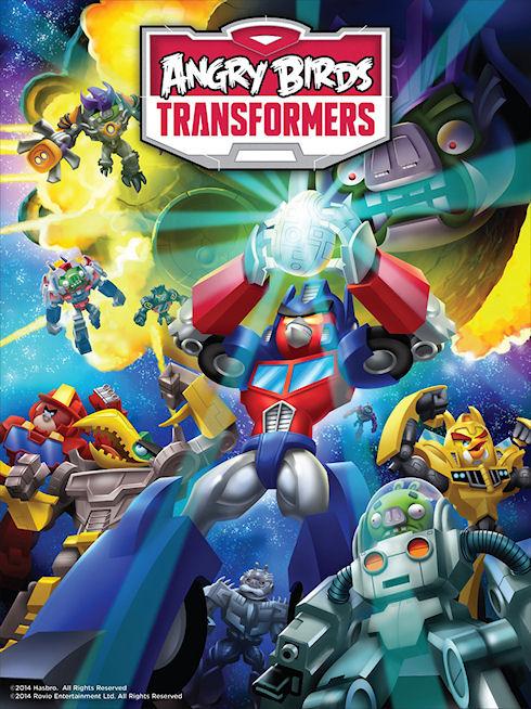 Angry Birds Transformers – Rovio даст старт битве птиц-трансформеров