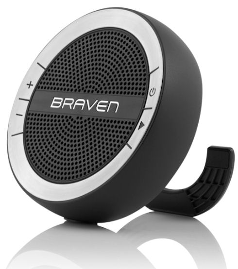 Акустика Braven Mira Wireless Speaker с защитой от влаги