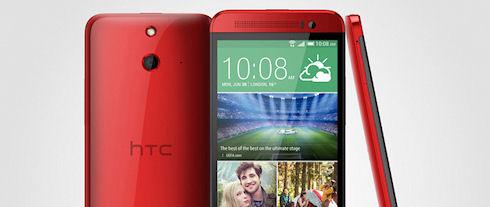 50 тыс. HTC One (M8) проданы за 15 минут