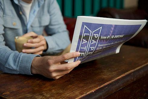 PaperLater – «интернет-газета» на бумаге