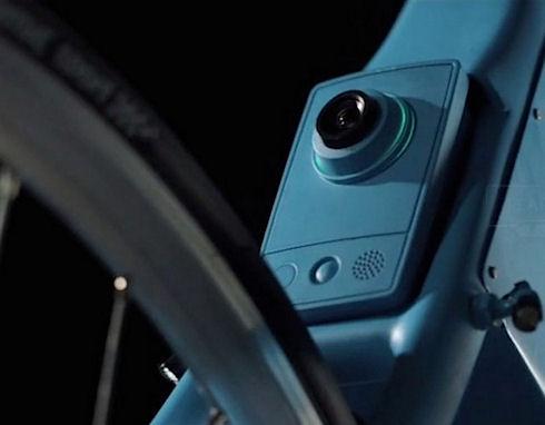 Samsung разрабатывает «умный» велосипед