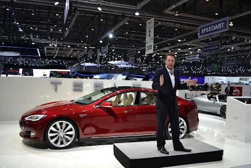 Tesla Motors открывает доступ к своим патентам