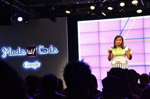 Google откроет женщинам мир программирования