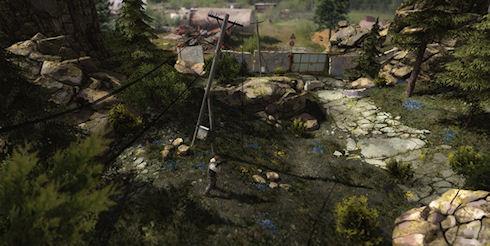 West Games собирает деньги на новый постапокалипсис Areal