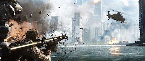 Выпуск Battlefield 4 назвали «ошибкой»