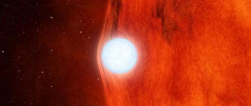 «Алмазный» белый карлик обнаружен учеными в созвездии Водолея
