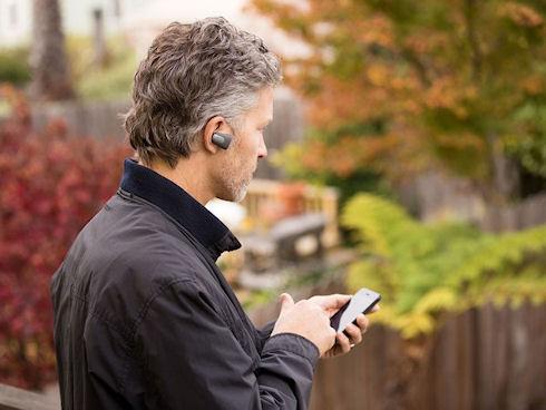 Scoop – слуховой аппарат для шумных вечеринок