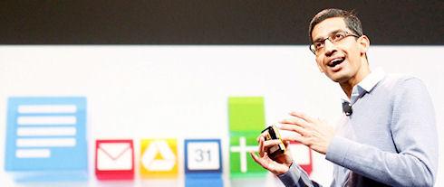 Google назвала новые функции iOS 8 «давно пройденным этапом»