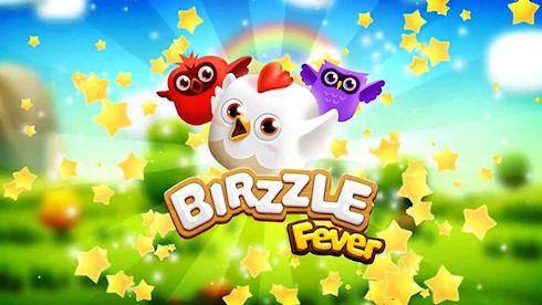 Birzzle Fever – свободу птичкам!