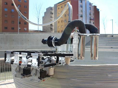 Роботы Minibuilders автоматизируют строительство