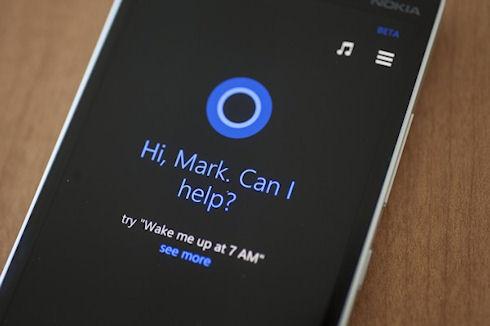 Пользователи WP-гаджетов смогут использовать Cortana для вызовов Skype