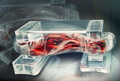 Ученые напечатали искусственную мышечную ткань на 3D-принтере