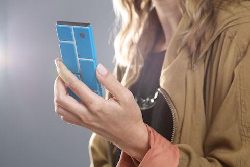 Google начинает бета-тесты модульных смартфонов Ara