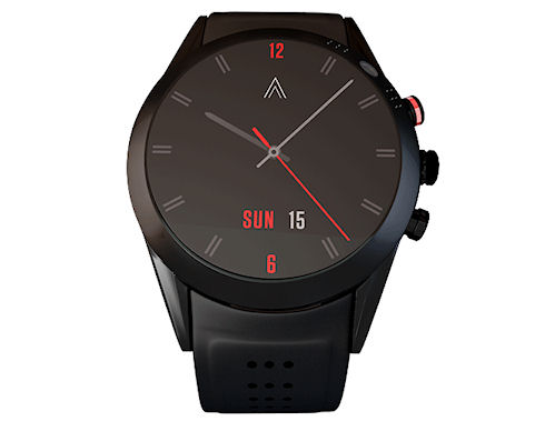 Arrow выпустит «умные» часы с вращающейся камерой