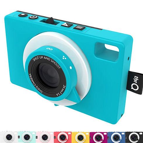 theQ – социальная водонепроницаемая камера