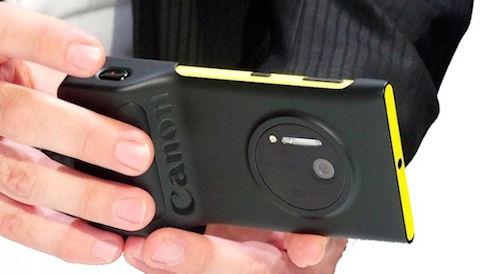 Инженеры Canon помогут в создании камеры для новой Nokia Lumia