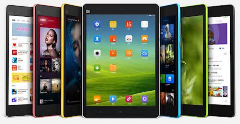 Xiaomi MiPad – конкурент iPad продается со скоростью 208 гаджетов в секунду