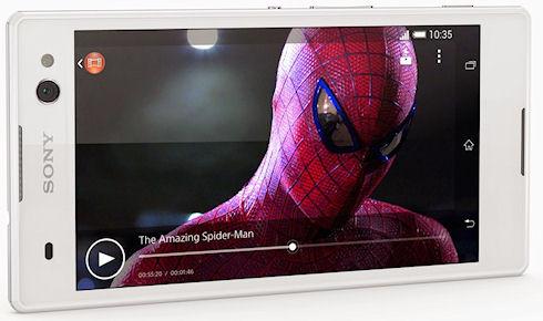 Sony Xperia C3 – модный смартфон для модного увлечения