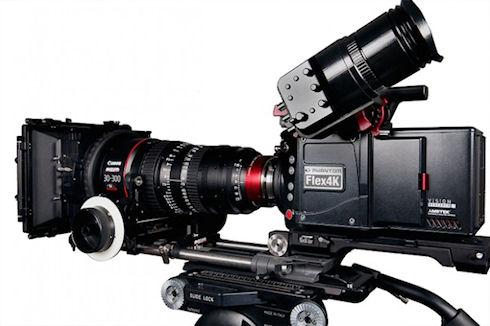 Phantom Flex4K – идеальная камера для замедленной съемки