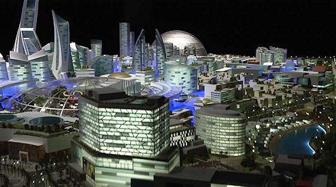 В Дубае построят мировой центр развлечений и туризма «Mall of the World»