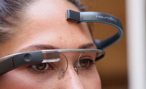 MindRDR – управляет Google Glass с помощью мысли