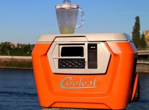 Coolest Cooler собрал более 4 млн долларов на Kickstarter