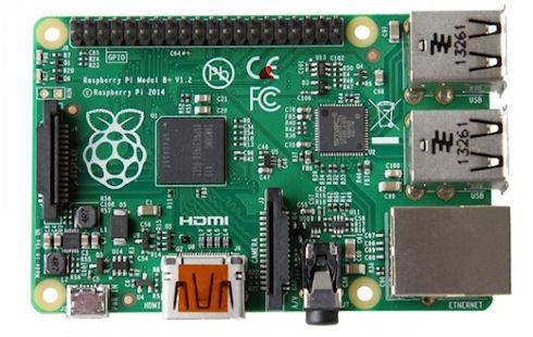 Анонсирован обновленный мини-ПК Raspberry Pi Model B+