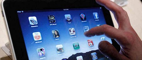 iPad может стать причиной аллергии у детей