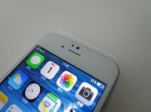 Китайский «iPhone 6» уже в продаже