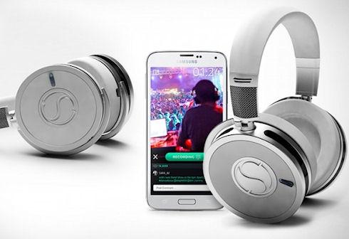 SoundSight выпустила первые наушники с видеокамерой