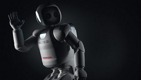 HONDA усовершенствовала робота ASIMO