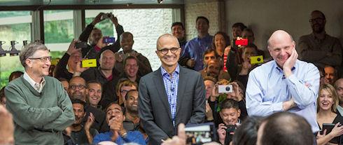 Microsoft уволит 18 тыс. сотрудников