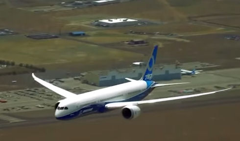 Boeing 787 Dreamliner – лайнер-трюкач готов удивлять