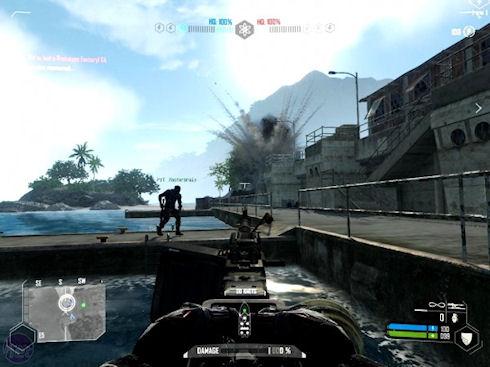 Поклонники Crysis запустили собственные сервера любимой игры