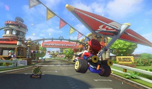 Mario Kart 8 – лидер по продажам в июне